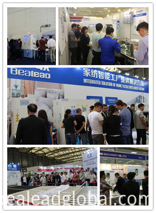 Down Filling Machine Exhibition
